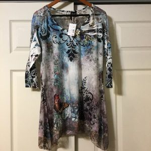 New Directions Women's Blouse NWT
